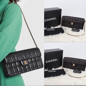 💎MINT & FIRM💎 Chanel Chocolate bar